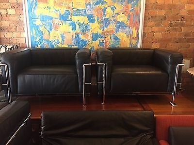 Cassina Lc3 Chairs