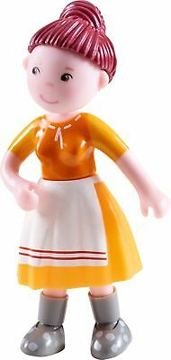 HABA Little Friends Doll Farmer Girl Johanna Flexible Doll Play Doll AB 3 years