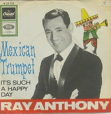 Ray Anthony  Mexican Trumpet