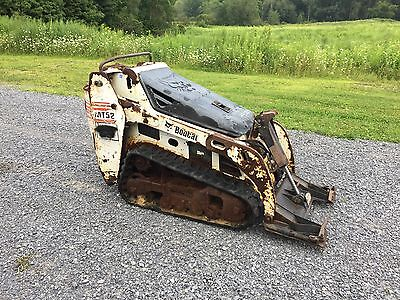 Bobcat Mt 52 Walk Behind Skid Steer Loader Needs Work We Ship!