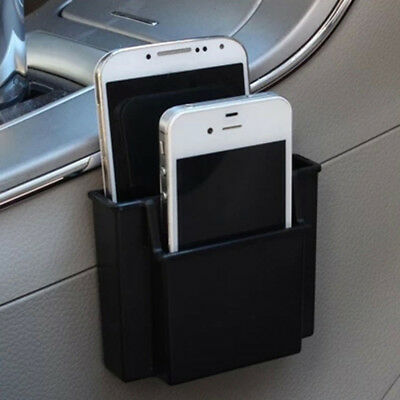 Car Auto Multifunction Storage Box Phone Holder Pocket Organizer Double-Side