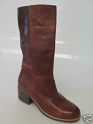 Django & Juliette - new ladies leather ankle boot size 37 #161 *FINAL CLEARANCE*
