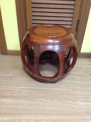 Wooden Drumming Stool