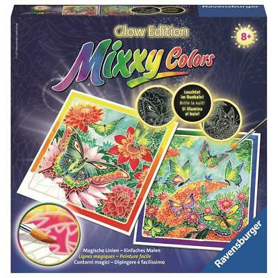 Ravensburger Mixxy Colors Glow Edition Schmetterlingsparadies