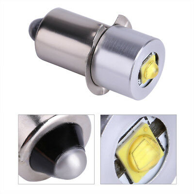 5W 6-24V P13.5S Led Flashlight Replacement Bulb 6v12v18v Work Light Lamp BT