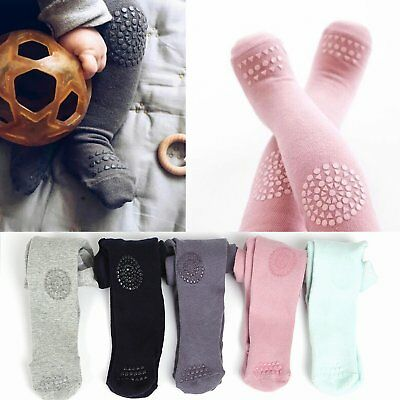 Baby Kids Girl's Tights Soft Pure Cotton Stockings Warm Pantyhose Pants Hosiery