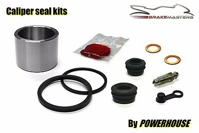 Yamaha XT600 Z Tenere 34L front brake caliper seal & piston repair kit 1983 1984