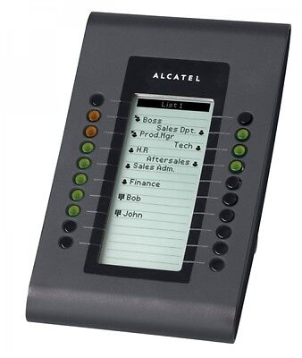 ALCATEL Temporis IP LCD Erweiterungs Keypad, Extension Module for IP800