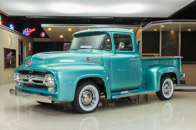 1956 Ford F-100  Frame Off Restored F100! Ford 460ci V8, Ford C6 Automatic, Wood Bed & More!