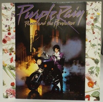 "Prince and the Revolution ""Purple Rain"" LP"