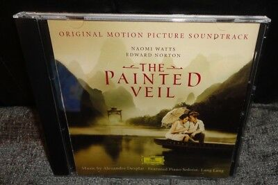 The Painted Veil Motion Picture Soundtrack (CD, 2006)
