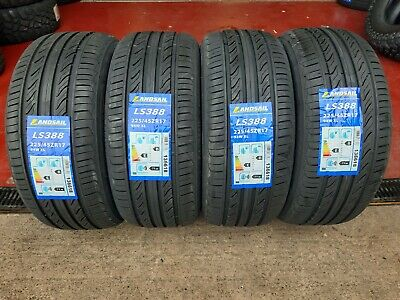 225 45 17 LANDSAIL NEW TYRES WITH AMAZING C,C RATINGS CHEAP x1 x2 x4