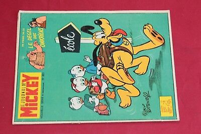 fumetto LE JOURNAL DE MICKEY WALT DISNEY  numero 851