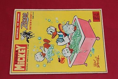 fumetto LE JOURNAL DE MICKEY WALT DISNEY  numero 848