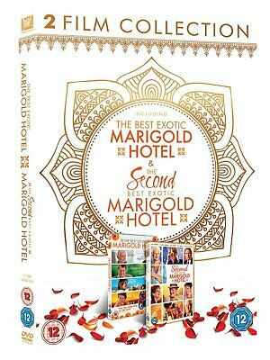 The Best Exotic Marigold Hotel/The Second Best Exotic Marigold Hotel (DVD)