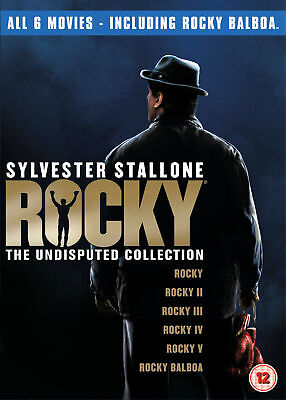 Rocky - The Complete Saga (DVD)