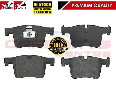 Fits BMW 5 Series F10 520d Genuine Allied Nippon Front Brake Pads Set