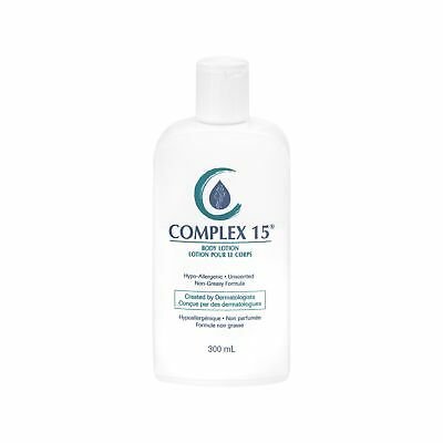 Complex 15 Body Lotion 300 ml New