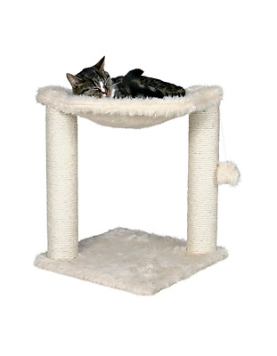 NEW: Trixie Baza Cat & Ferret Hammock Tree Stand Tower Bed (Scratch Post & Play)