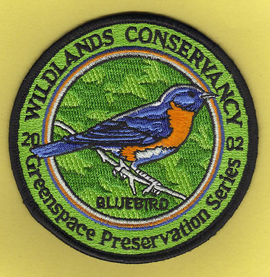 Pa Pennsylvania Fish Game Commission 2002 Wildlands Conservancy Bluebird Patch