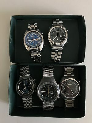 SEIKO JAPAN Watches from Vintage Collection