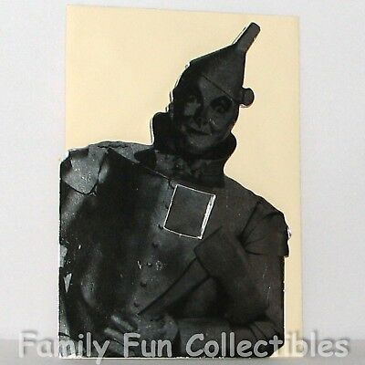 WIZARD OF OZ~1992 Hallmark Birthday Card~Tin Man~True Love~Heart Opens~NEW NOS