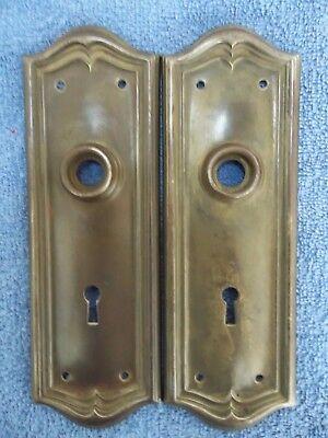 Vintage Door Handle Face Plates