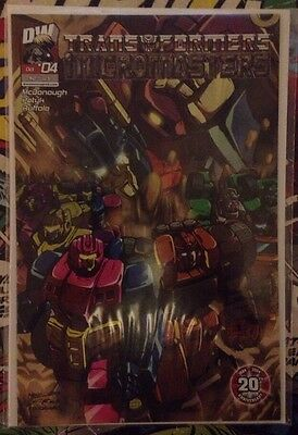 Transformers Micomasters #4