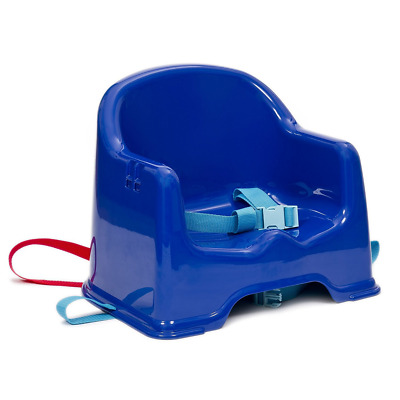 Forward Facing Booster Seat - Blue KD260 Fits All Standard Dining Chairs FREE PP