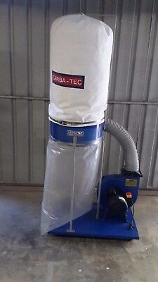 dust collector - Carbatech FM 300 - Never used -been in storage