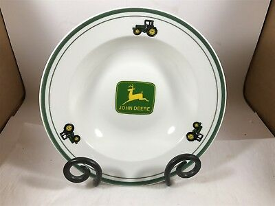 "Gibson JOHN DEERE 9"" Salad Plate Replacement"