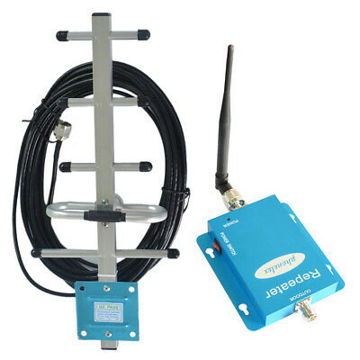 Band5 GSM CDMA 850MHz 3G AT&T Verizon Cell Phone Reapter Signal Booster Extender
