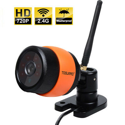 HD Wireless IP Camera Home Surveillance Camera Video Recorder Motion Detection