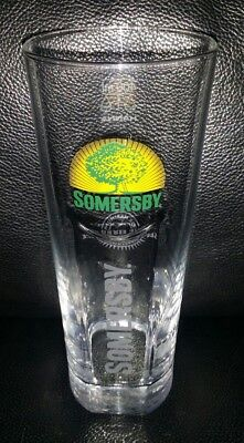 Rare Collectable 400Ml Somersby Cider Glass Brand New Never Used