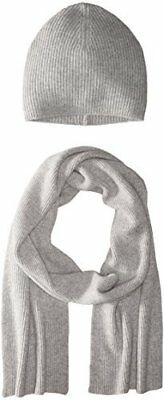 b6b86ee6fe636 Phenix Cashmere Men s Half Cardigan Hat and Scarf Set