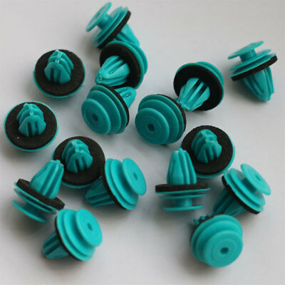 20pcs Interior Door Moulding Panel Trim Clip Fit Mazda 3 6 CX-3 CX-5
