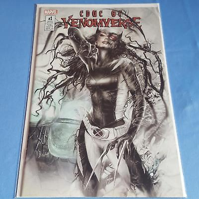 Edge of Venomverse #1 Natali Sanders Variant VF-NM Marvel Comics Uncertified