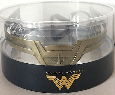 Spirit DC Comics Wonder Woman Movie Tiara Exclusive 10880222 New