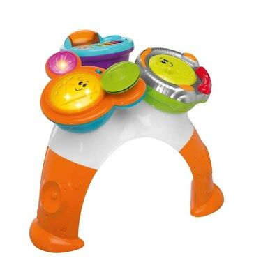 Chicco Music Band Table 3 In 1 DJ Set For Baby Toddler Infant Child