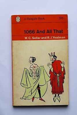 1066 And All That. A Penguin Book 2'6