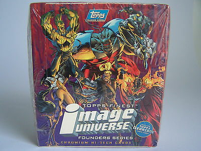 Image Universe Founders Series - Sealed Trading Card Box - 1995