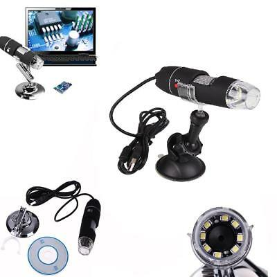 Portable Professional USB Microscope Electric Handheld Microscope Suction Hot