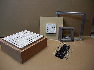 "Vacuum Former/Forming  2 in 1, 12"" x 12"" and 6"" x 6"" Forming/Machine box."