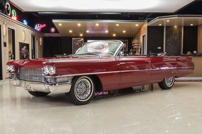 1963 Cadillac DeVille  Frame Off, Rotisserie Restored! Cadillac 390ci V8, Automatic, PS, PB, Disc, A/C