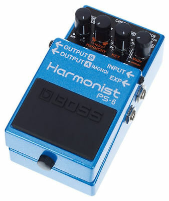 BOSS PS-6 Pedale Harmonist  Nuovo!!!!!