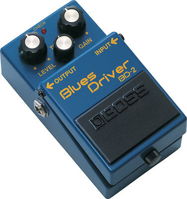 BOSS BD2 Blues driver  Nuovo!!!!!