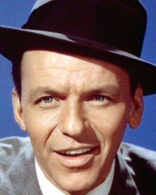 Frank Sinatra 8X10 Photo - American Singer & Movie Star - Icon - H746