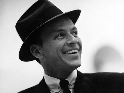Frank Sinatra 8X10 Photo - American Singer & Movie Star - Icon - H750