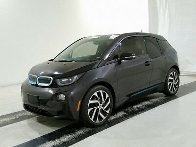2015 BMW i3 Range Extender 2015 BMW I3 Range Extender Parking Assist Package Tera World Tera (Full Leather)
