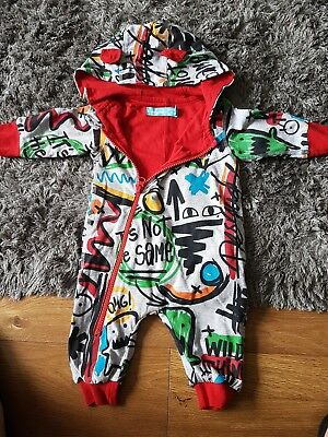 Desigual all in one suit 0-3 months